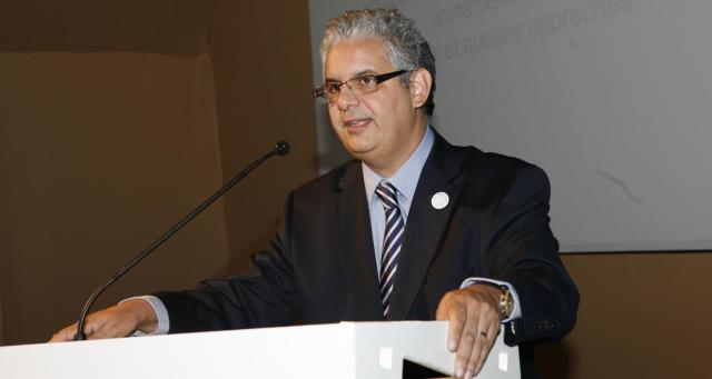 نزار بركة يقدم برنامجه لقيادة حزب الاستقلال ويعد برجوع مكانة