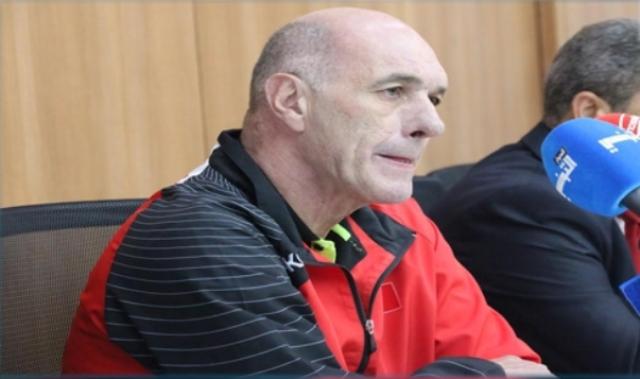 الفرنسي سيلفيان مدربا لمنتخب تونس لليد