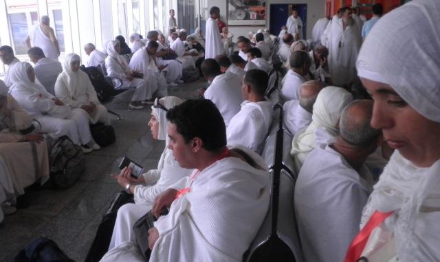 إجراء عملية القرعة لتحديد قوائم الحجاج المغاربة