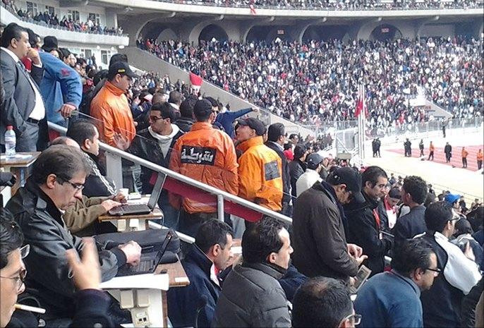 الداخلية التونسية تضع اجراءات أمنية لتأمين الدوري