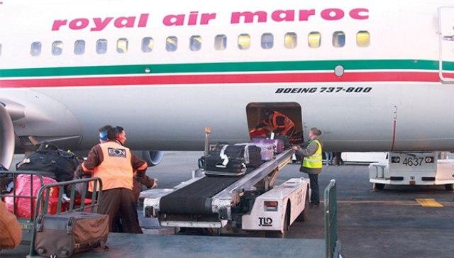 الضباب يتسبب في تحويل عدد من رحلات الخطوط الجوية الملكية المغربية
