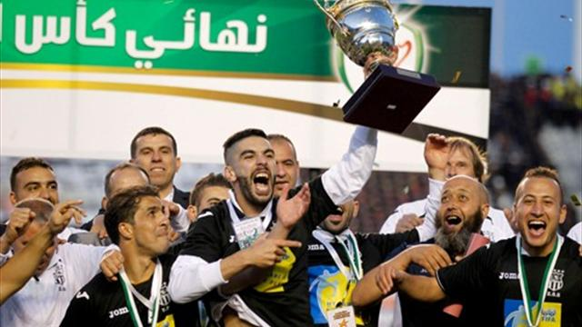 وفاق سطيف والمغرب التطواني يتأهلان للدور الثاني