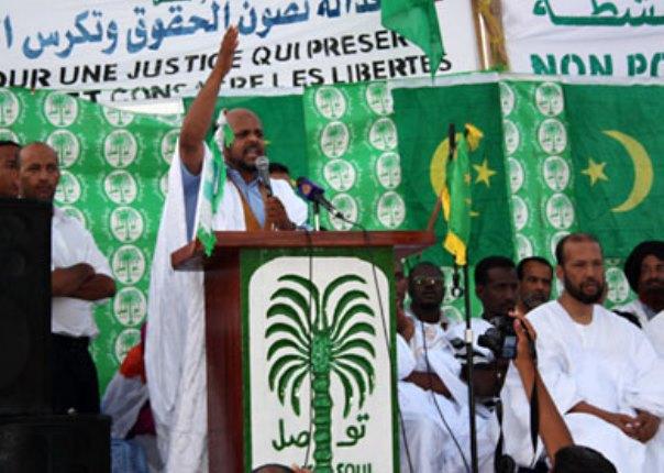 حزب موريتاني يدين أحكام اعدام  الإخوان بمصر