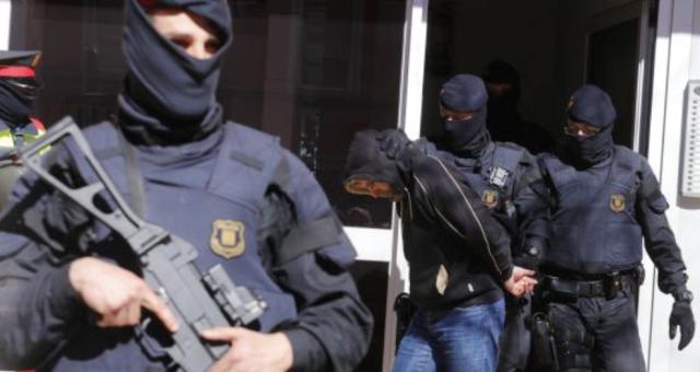 اعتقال 11جهاديا في كاتالونيا نصفهم مغاربة