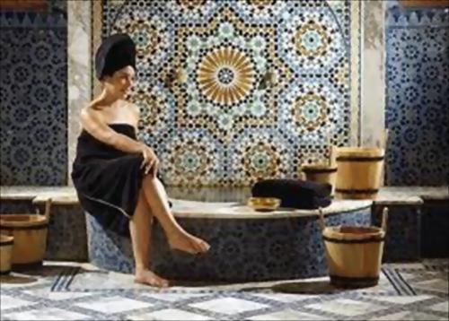 تعرفي على فوائد وأضرار الحمام المغربي