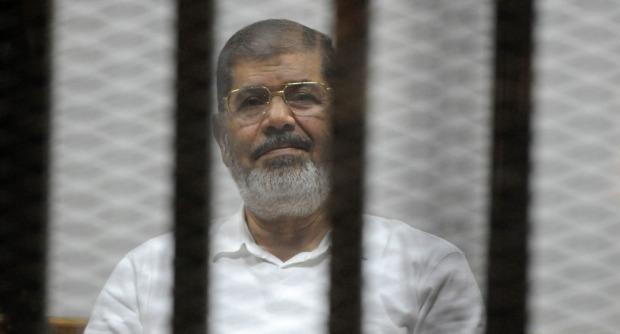 السجن 20 عاما للرئيس المصري السابق محمد مرسي