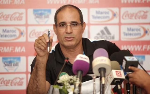 الزاكي يؤكد جاهزية المنتخب لتصفيات كأس افريقيا 2017