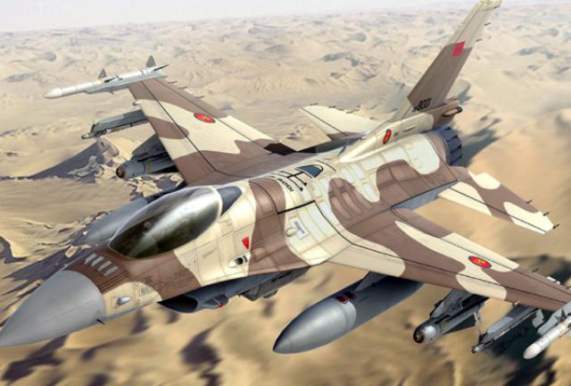 أخبار عن سقوط طائرة مغربية مشاركة في التحالف العربي ضد الحوثيين في اليمن