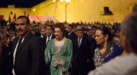 الأميرة لالة سلمى تفتتح مهرجان فاس للموسيقى العالمية