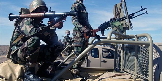 الجيش الموريتاني