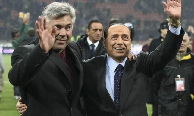 رئيس ميلان يعلن عودة كارلو أنشلوتي