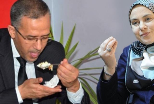سمية بنخلدون: انا والشوباني قررنا عدم الزواج إلى حين انتهاء مهامنا الوزارية