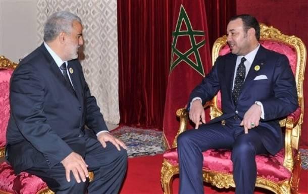 رسميا الملك يعين وزراء حكومة بنكيران الثالثة