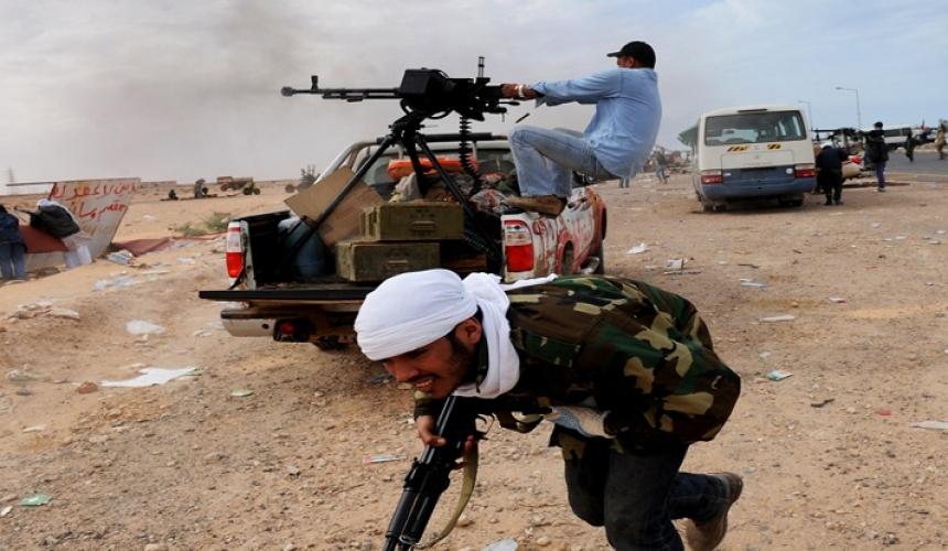 ارتفاع حصيلة القتلى في بنغازي بعد مقتل جنديين
