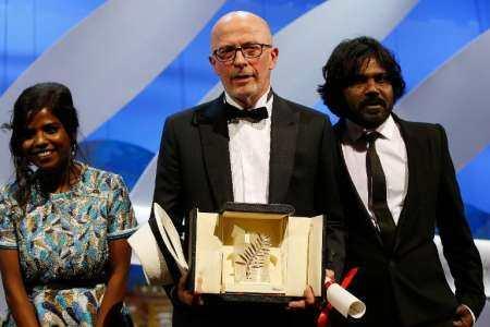 عاجل: جاك أوديار يحرز السعفة الذهبية لمهرجان كان السينمائي
