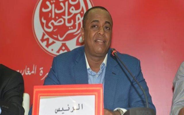 رئيس الوداد يقترب من رئاسة العصبة الاحترافية