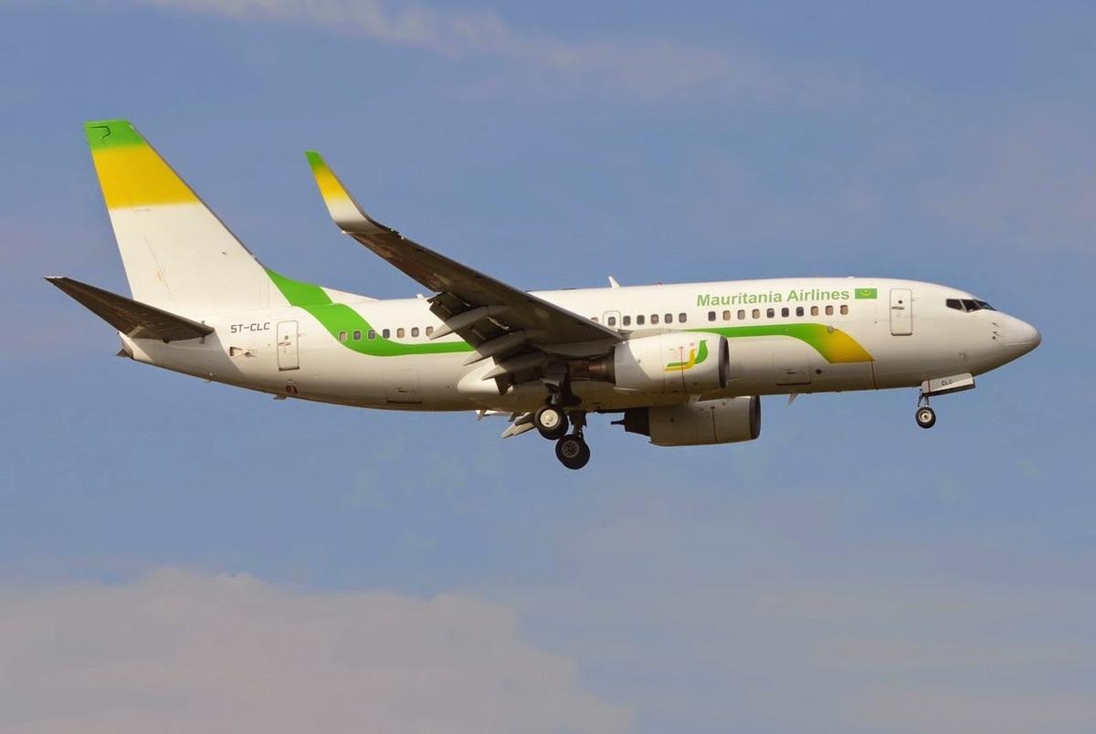 هبوط اضطراري لطائرة موريتانية كانت متوجهة إلى الدار البيضاء