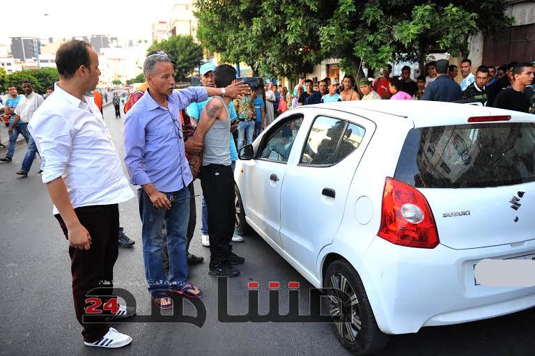 القبض على متهمين بسرقة مجوهرات المارة في الدار البيضاء