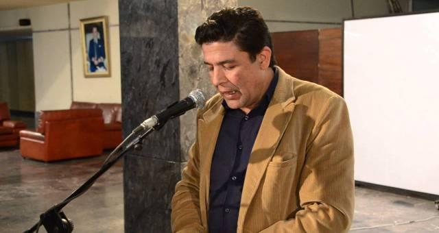 مؤسسة سجنية تحتضن حفل تكريم الشاعر محمد بلمو