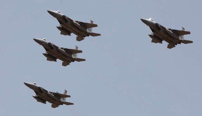 عاجل:مقاتلات أميركية تجبر طائرة فرنسية على الهبوط