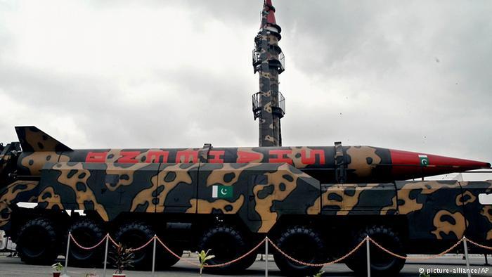 السعودية تسعى لشراء سلاح نووي من باكستان