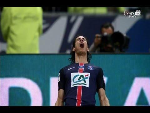 باريس سان جيرمان وأوكسير 1-0