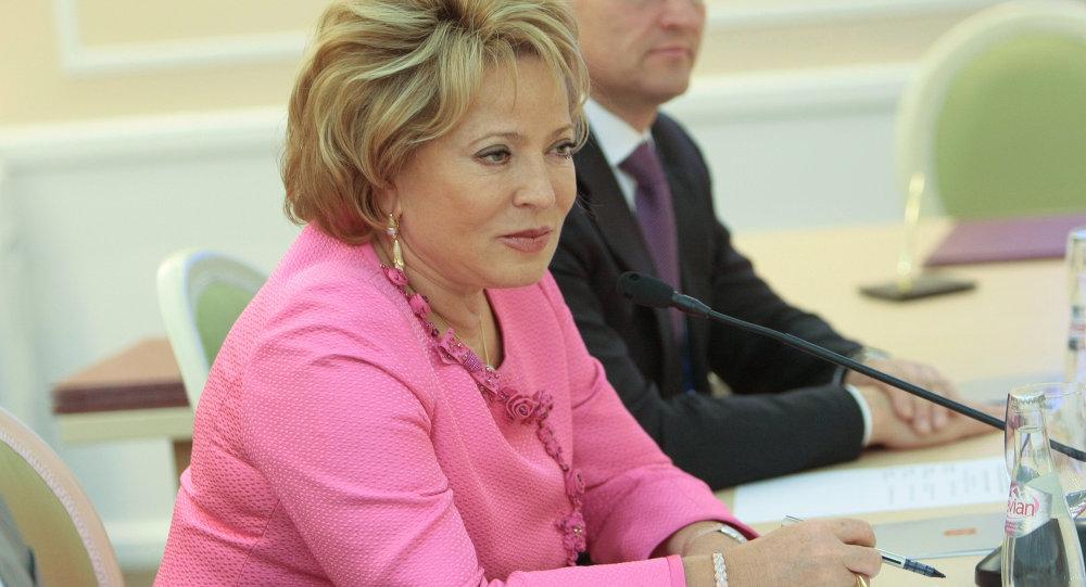 مجلس الاتحاد للبرلمان الروسي يلتقي بنكيران لهذه الأسباب