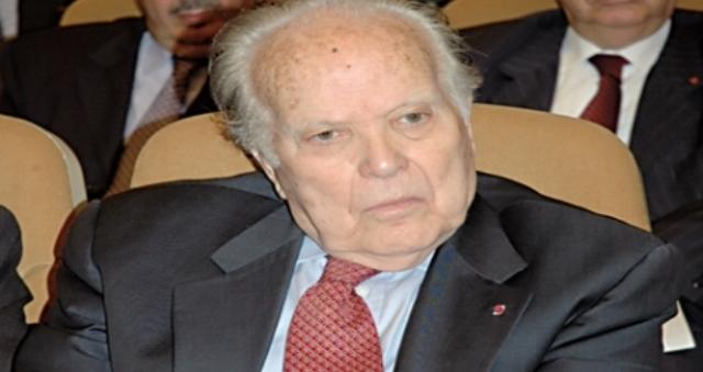 تكريم المفكر المغربي المرحوم عبد الهادي التازي في خريبكة