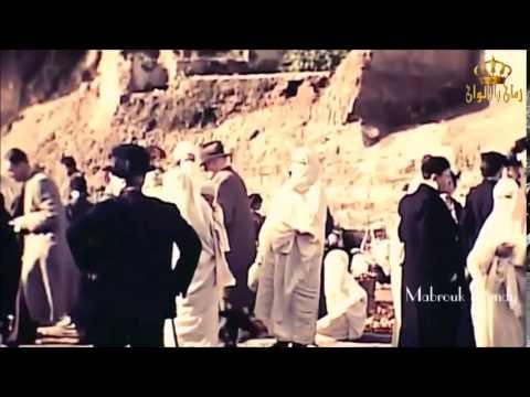 بالفيديو....لقطات نادرة للجزائر سنة 1930