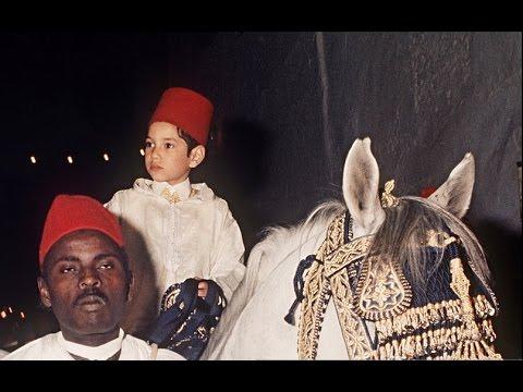 بالفيديو...حفل ختان ولي العهد سنة 1971