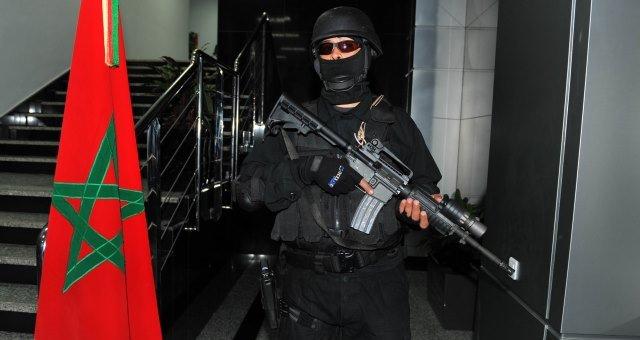 المغرب..تفكيك شبكة إرهابية كانت تستقطب مقاتلين مغاربة للالتحاق ب