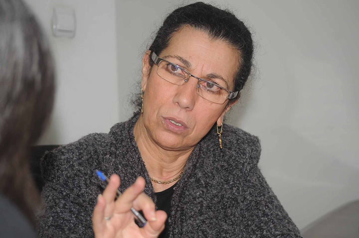 زعيمة حزب العمال بالجزائر تتخلى عن الحصانة البرلمانية
