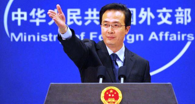 الصين مستاءة من تصرفات أمريكا في مياهها