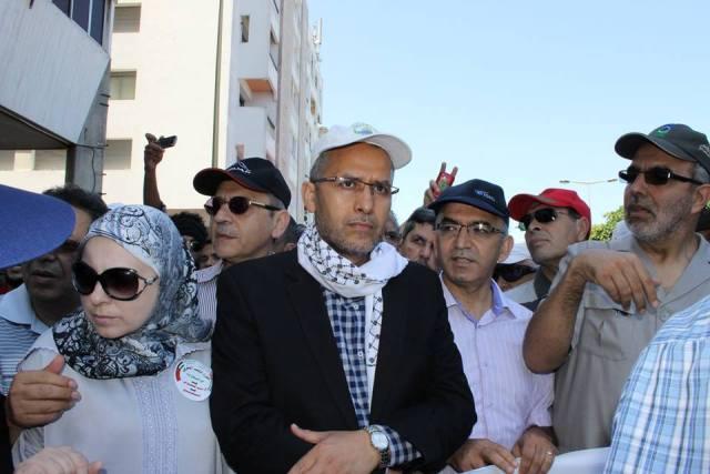 إعفاء ثلاثة وزراء في الحكومة المغربية من مهامهم