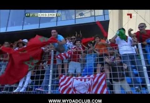 المغرب – الصين : 3-0