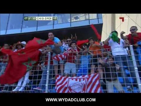 المغرب - الصين : 3-0