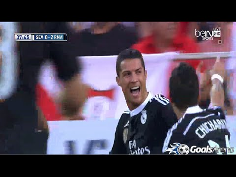 ريال مدريد واشبيلية 3-2
