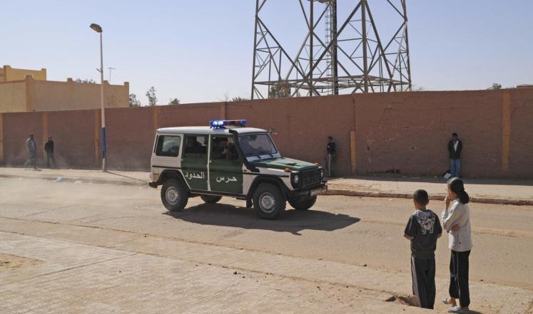 الجزائر..تطوق حدودها البحرية تحسبا لهجمات محتملة