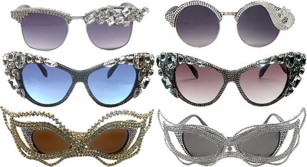 أحدث صيحات النظارات الشمسية في صيف 2015