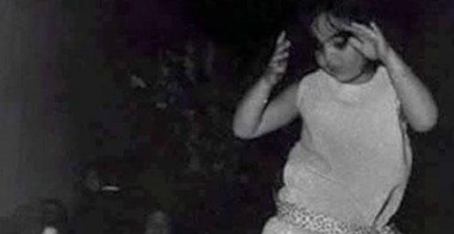 بالصور...شيريهان ترقص أمام كوكب الشرق أم كلثوم