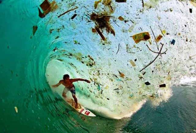بالصور: تأثير الإنسان على كوكب الأرض