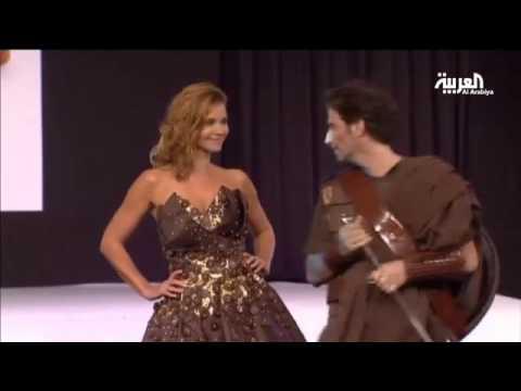 عرض أزياء شوكولا في باريس