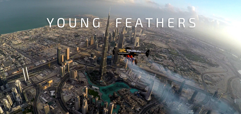 أروع تحليق في سماء دبي