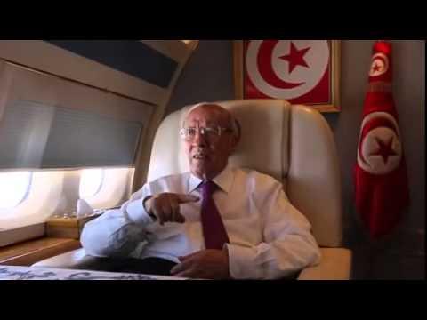 بالفيديو..الرئيس التونسي يتدرب على الإلقاء في الطائر تجنبا لخطأ فرنسا