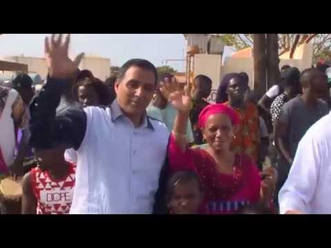 فيديو: هكذا استقبل السنغاليون الملك محمد السادس