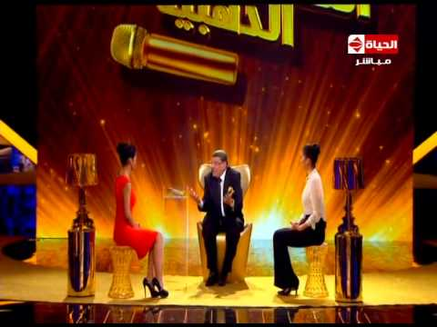 الإعلامي المصري مفيد فوزي يمتدح المغربية كوثر بودراجة