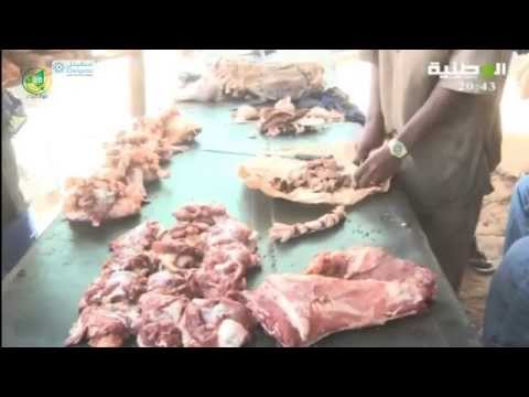 بيع اللحوم المشوية في موريتانبا لا يكفي ممتهنيه