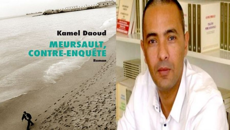 الروائي الجزائري المثير كمال داود يفوز بجائزة