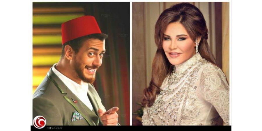الملكة أحلام تصف سعد لمجرد بالمبدع