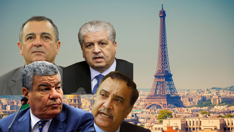ملخص عن الفضائح العقارية لبعض المسؤولين الجزائريين